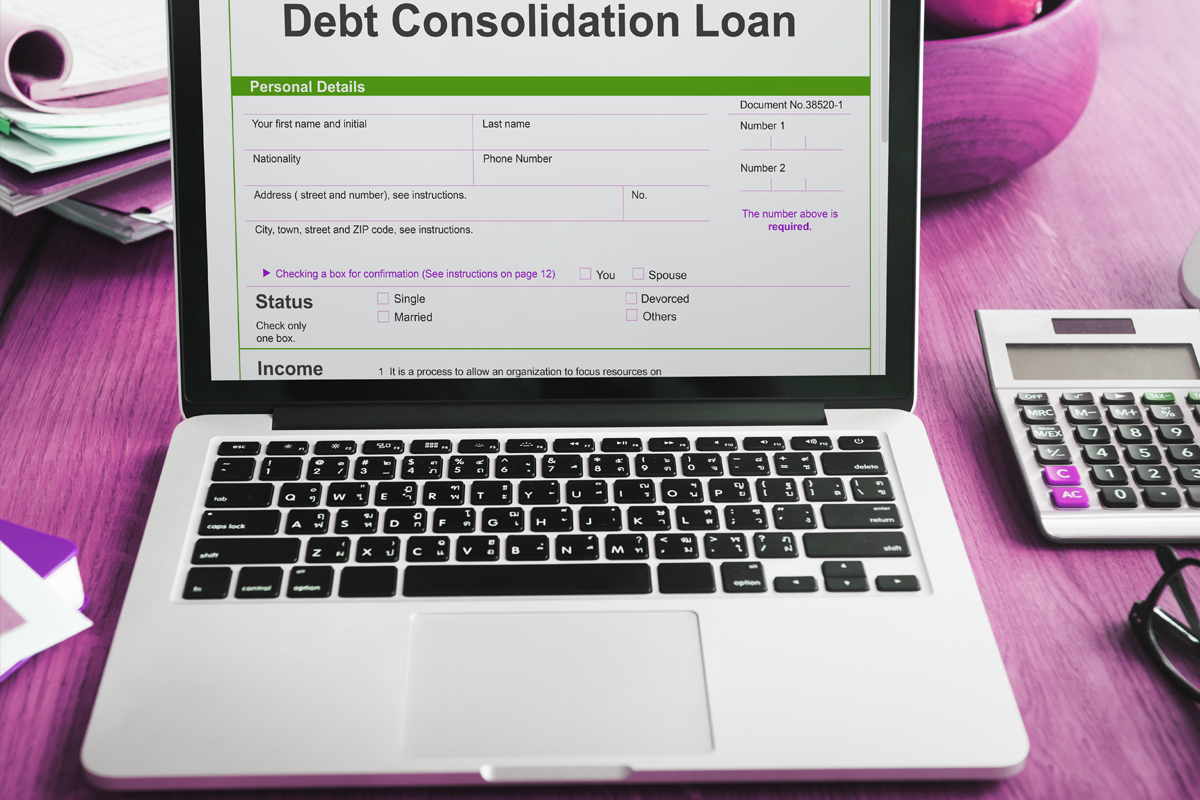 What is a debt consolidation loan
